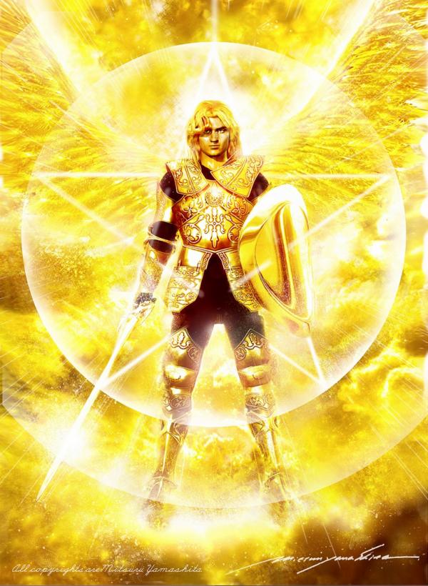 大天使ミカエル/圧等的なる降魔」