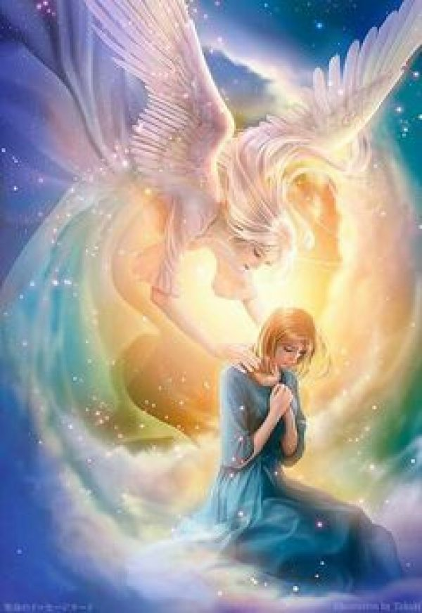 _Fluttering_ - My Angelic Experiences - The Seventh Angel Book